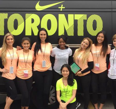 Nike Experiential Marketing Activations