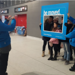 York Transit Experiential Campaign