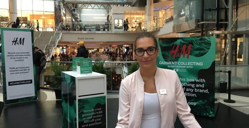 mall pop-up